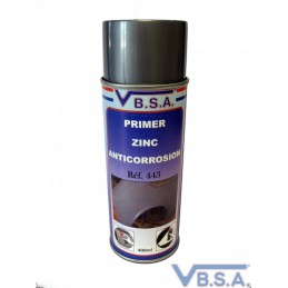 Primer Zinc Anti-Corrosion Produits carrosserie Europe
