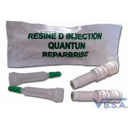 Resine D'Injection Quantun Réparation pare-brise Europe