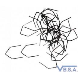 Agrafes Pour Angles Pour Kit De Reparation Plastique Par Agrafes Réparations plastique France