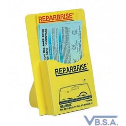 Prospectus Repareglass Réparation pare-brise France
