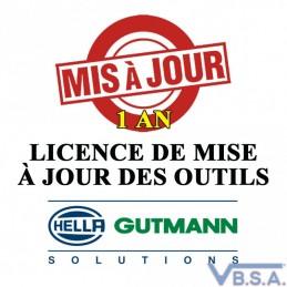 Licence Mise À Jour Outils Hella Gutmann Pour Activite Pare-Brise France
