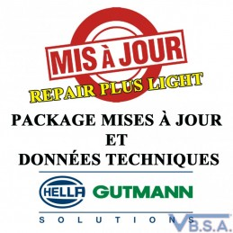 Package Mise À Jour Et Donnees Techniques Repair Plus Light Hella Gutmann France
