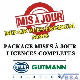 Package Mise À Jour Licences Complètes Mm56 Repair Plus Premium Hella Gutmann France