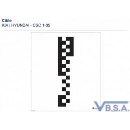 Cible Csc Tool Kiahyundai 1-05 France pas cher - VBSA