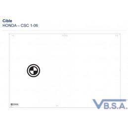 Cible Csc Tool Honda 1-06 Europe VBSA