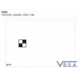 Cible Csc Tool Mazda 1-07 France VBSA