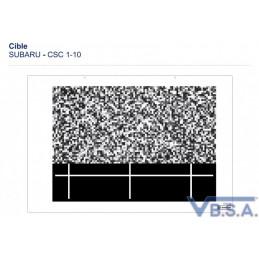 Cible Csc Tool Subaru 1-10 France VBSA