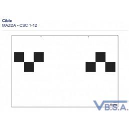 Cible Csc Tool Mazda 1-12 France VBSA