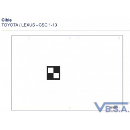 Cible Csc Tool Toyota-Lexus 1-13 France VBSA