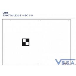 Cible Csc Tool Toyota-Lexus 1-14 France VBSA