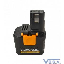 Batterie 72V En 28 Ah Pour Akp-050L Europe