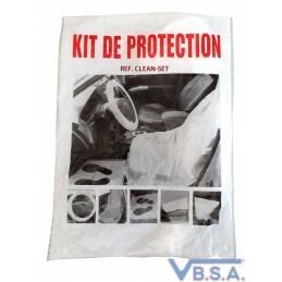Set De Protection Interieur Voiture Protection France pas cher
