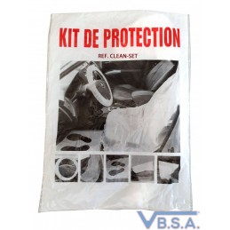 Set De Protection Interieur Voiture Protection France pas cher