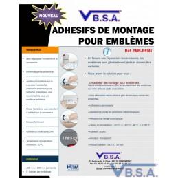 Adhesifs De Montage Pour Emblèmes Produits carrosserie France