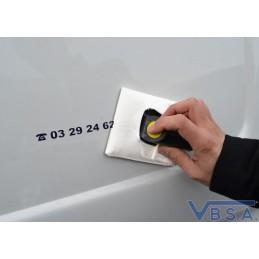 Système à induction standard débosselage sans peinture