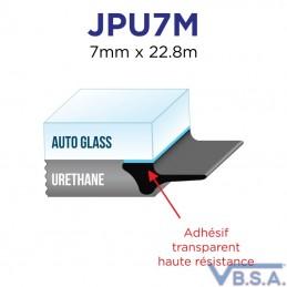 Joint Souple Universel 7 Mm X 228M Pose pare-brise France