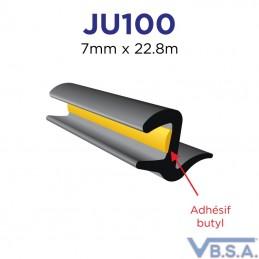 Joint Universel 7Mm X 228M Pose pare-brise France qualité