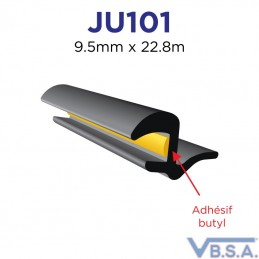 Joint Universel 95Mm X 228M Pose pare-brise France