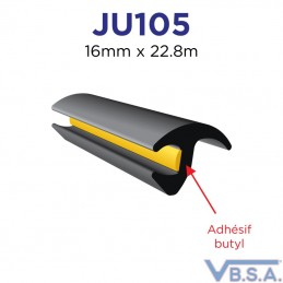 Joint Universel 16Mm X 228M Pose pare-brise Europe