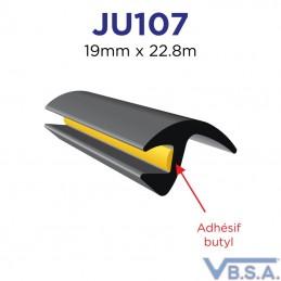 Joint Universel 19Mm X 228M Pose pare-brise France qualité