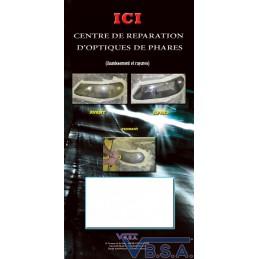 Brochure Optique De Phare Réparation et restauration des optiques de phares Europe