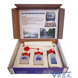 Protection Hydrophobe Pour Vitres France
