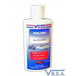 Polish Plastique 2 Special Rayures Legeres Depolies Abrasions Legères