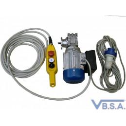 Kit Motorise Avec Telecommande Pour Ultrapose Bus Europe
