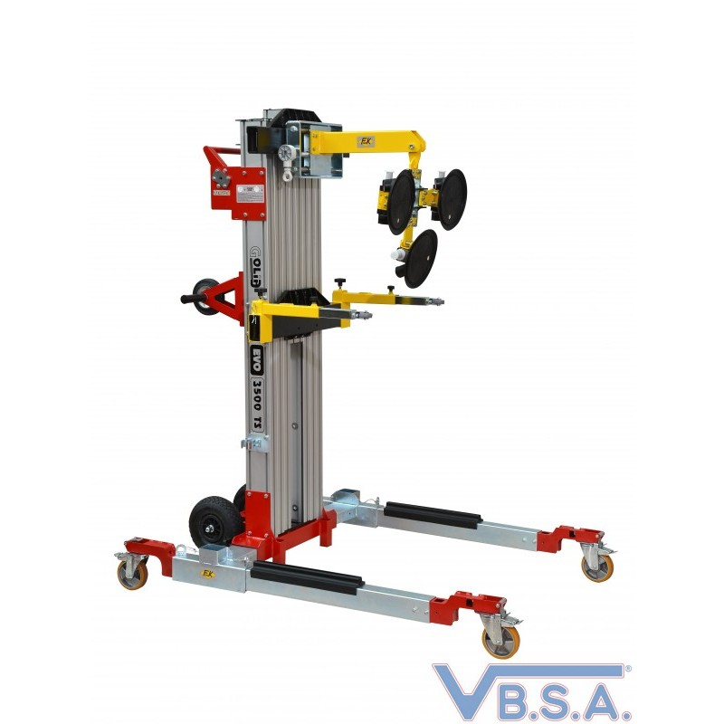 GLASS SETTING/LIFTING TOOL FOR BUS AND TRUCKS