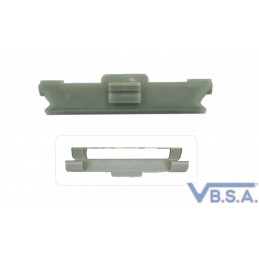 Clip Pare-Brise Auto-Adhesif Gris Bmw Serie 7 E32