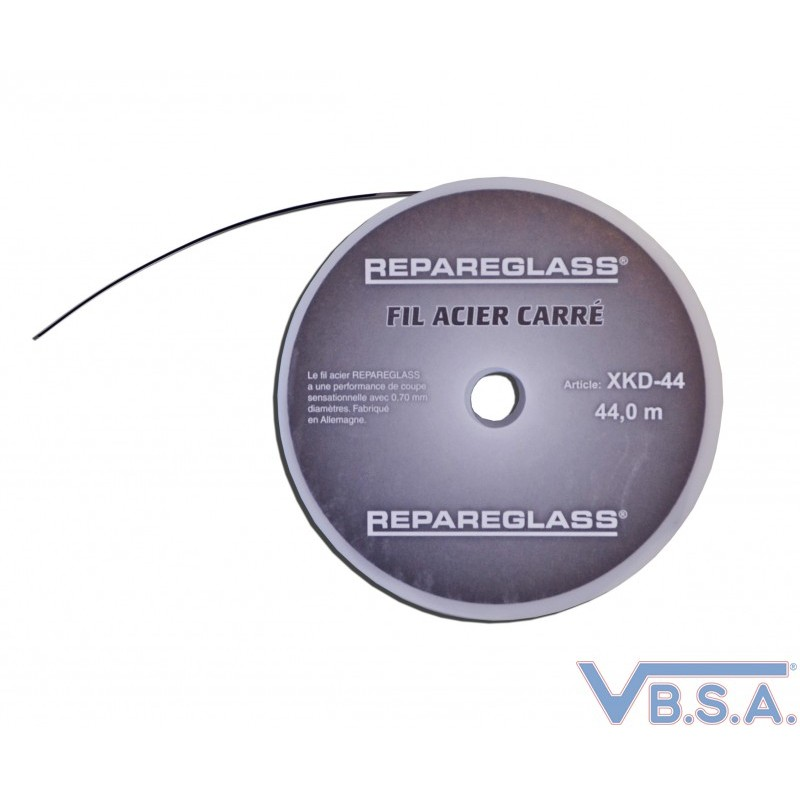 New square cutting wire, Size 0.7 mm - 44M