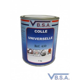 Colle Universelle De Contact 1Kg Produits carrosserie France
