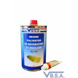 Resine Polyester Produits carrosserie France qualité