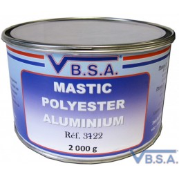 Mastic Alu Metallic Produits carrosserie France