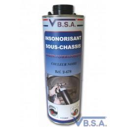 Sous-Chassis Sc2-478 Noir Anticorrosion France qualité