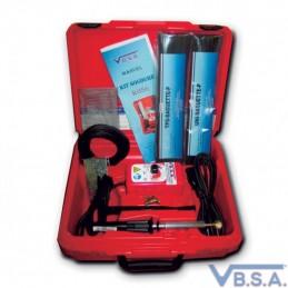 Kit Reparation Plastique Par Soudage Economique Réparations plastique France qualité