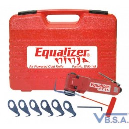 Kit Equalizer Ninja Deluxe Dépose pare-brise Europe