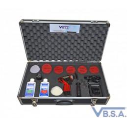 Kit De Reparation / Restauration D'Optiques De Phare Version Batterie Réparation et restauration des optiques de phares