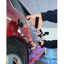 Kit reparation debosselage carrosserie sans peinture