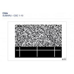 8PZ010624-101 Cible CSC TOOL MOBILE - SUBARU M1-10 VBSA