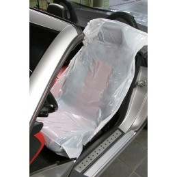 Plastic covers of seat