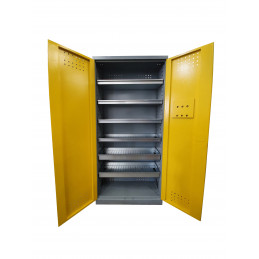 CHEMICAL CABINET WITH...