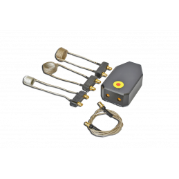 CALE-ECROU-IND, Cales délibération d'écrou avec bobines flexibles, VBSA, France, Europe