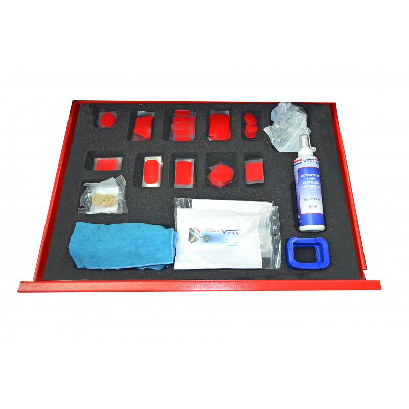SMALL DRAWER 7 - Rain/light sensor repair gel