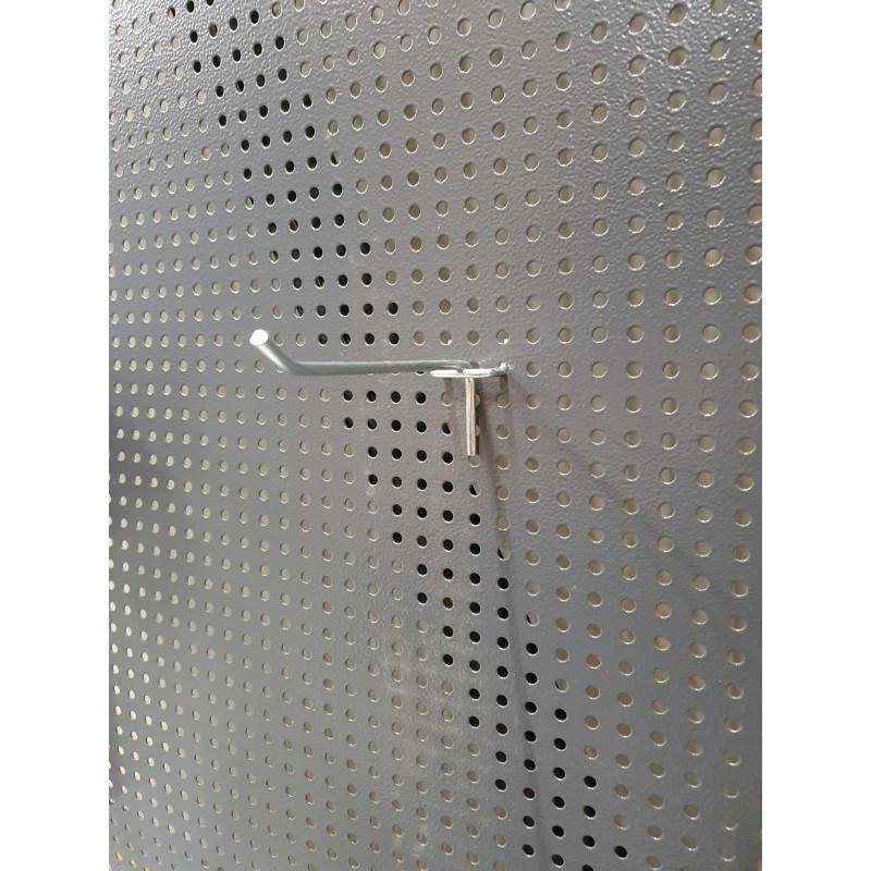 Support d'accessoires simple pour grille d'établi