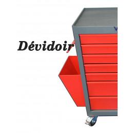 SERV-DEVIDOIR - Dévidoir pour servante d'altelier - France - Europe - VBSA