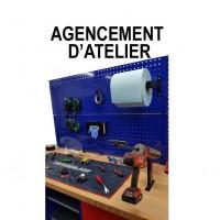 Agencement d'atelier