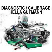 Universal car brand diagnostic device HELLA