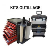 Windscreen tools kits