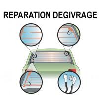 Repair defrosting kit